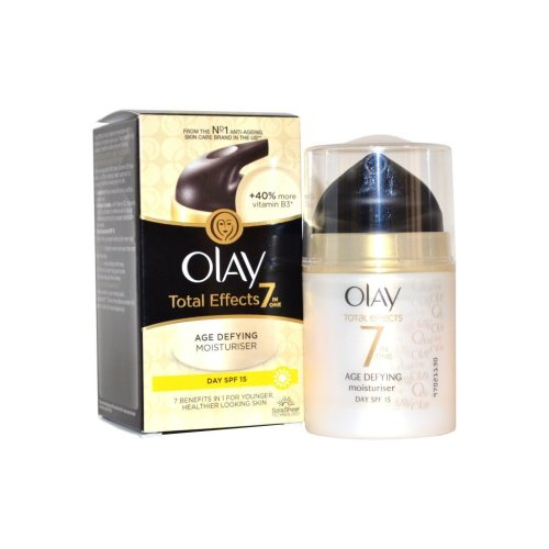 Olay Total Effects 7-in-1 Age-Defying Day Moisturiser