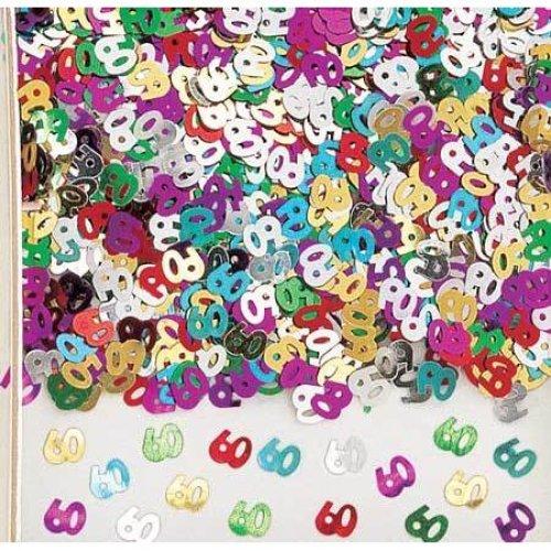 multi 60 Multi-coloured Metallic