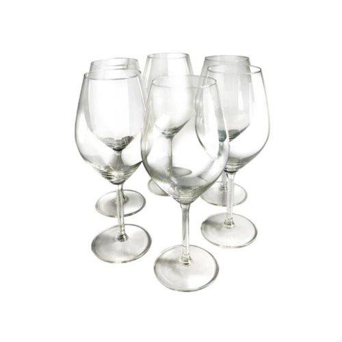 Vinotemp EP-GLASS002 Illuminati White Wine Glasses - Set of 6