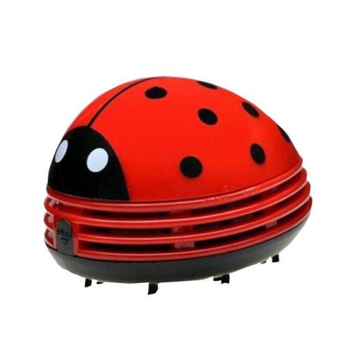 Mini Office Desk Vacuum Cleaner Sofa/Furniture/Car Dust Cleaner [Beetle-B]