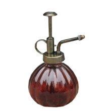 "Creative Zakka Glass Water Cans Vintage Gardening Watering 6.2*3.5"" Wine"