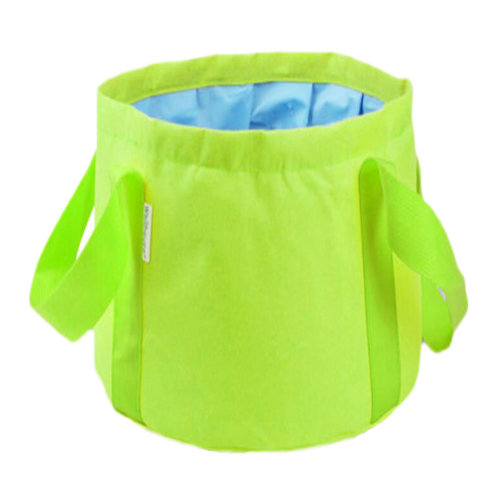 Foldable Wash Basin, Portable Water Fishing Bucket For Camping/ Travel-06