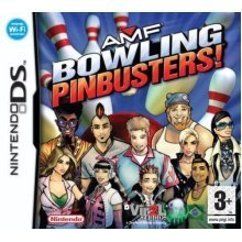 AMF Bowling Pinbusters Nintendo DS Game