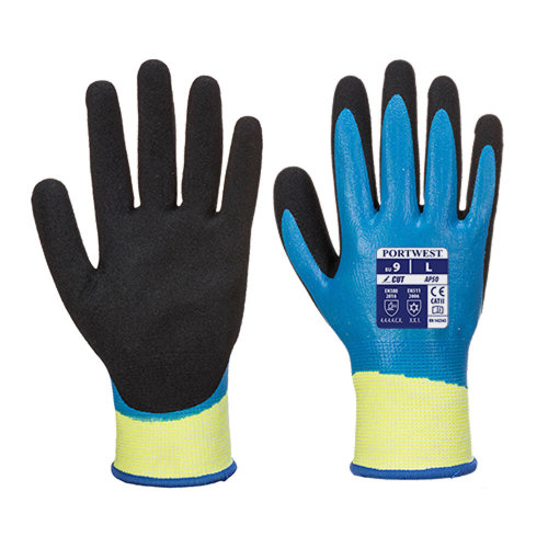 sUw - Mens Liquid & Cut Resistant Pro Gloves