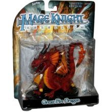 Great Fire Dragon (Mage Knight)