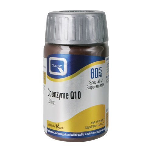 Quest  Co Enzyme Q10 150mg Tablets 30s