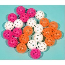 Airstream practice golf balls - bag of 48 assorted colours-01909