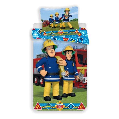 Fireman Sam Rotary Bedding Set