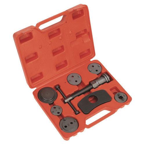 Sealey VS028 8pc Brake Piston Wind-Back Tool Kit