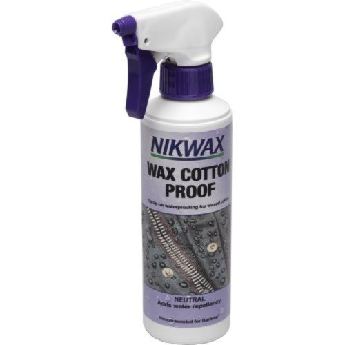Nikwax Wax Cotton Proof Neutral Textile Waterproof (300ml)