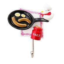Coat and Hat Resin Hook for Home Kitchen
