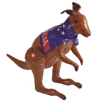 Bristol Novelty Inflatable Kangaroo