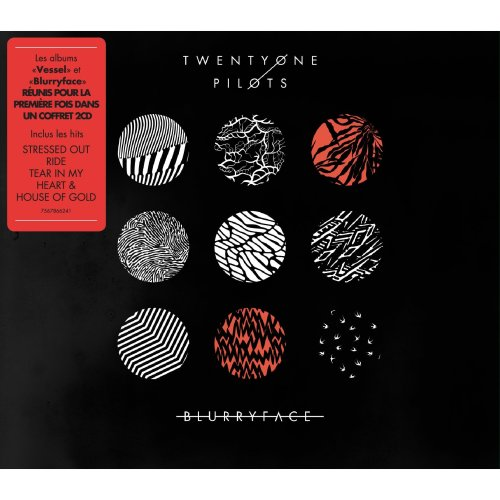 Blurryface/Vessel (Audio CD)