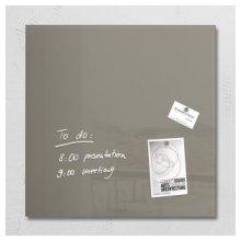Sigel GL118 Glass Grey magnetic board