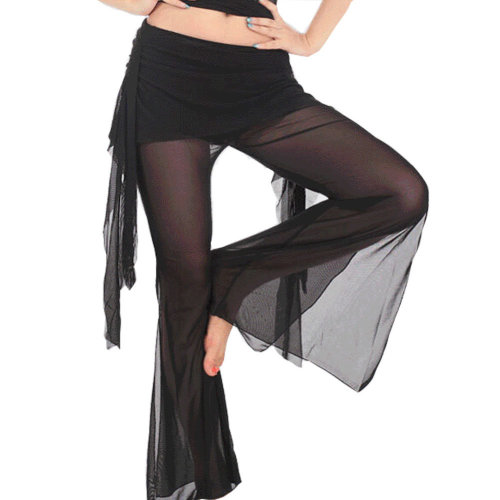 Black Belly Dance Tribal Pants Belly dance costume