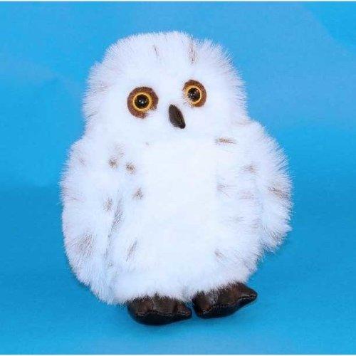 Dowman Snowy Owl Soft Toy 18cm