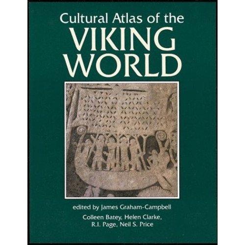Atlas of the Viking World (Cultural Atlas)