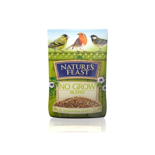 Natures Feast No Gro Wild Bird Food 12.75kg
