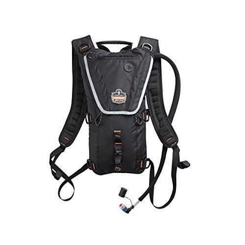 Ergodyne Chill Its 5156 Premium Low Profile Hydration Pack 3 Liter Black