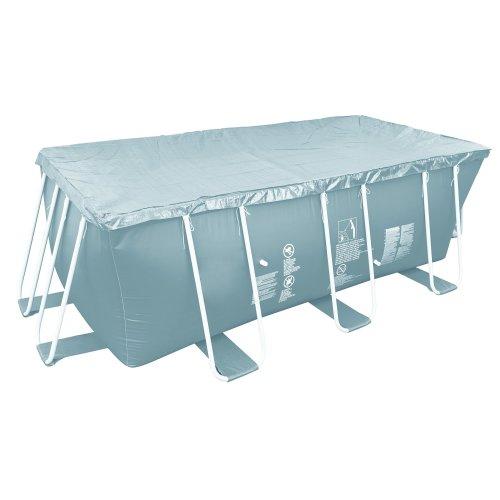 Jilong PC 394x207 SFP - pool cover for rectangular steel frame pools