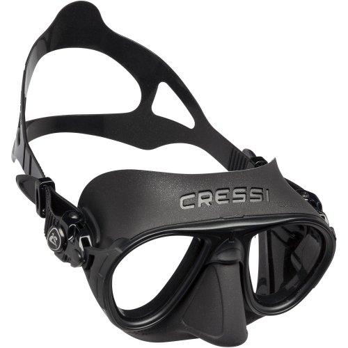 Cressi Calibro FOG STOP SYSTEM - Professional Diving / Snorkeling Mask
