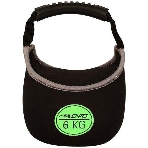 Avento Kettlebell Neoprene 6 kg 41KL-ZWG-Uni