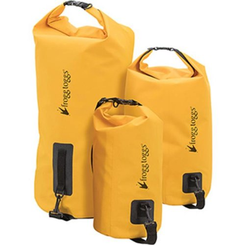 Frogg Toggs 542004 Ftx Dry Bag with Cooler, Yellow - Large