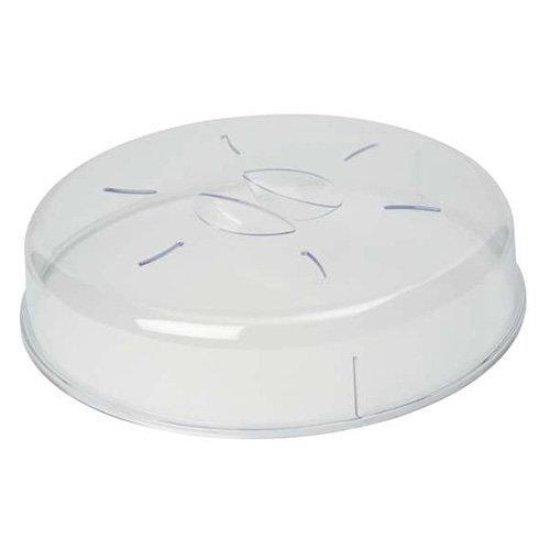 Dexam 26.5 cm Microwave Plate Cover, Transparent