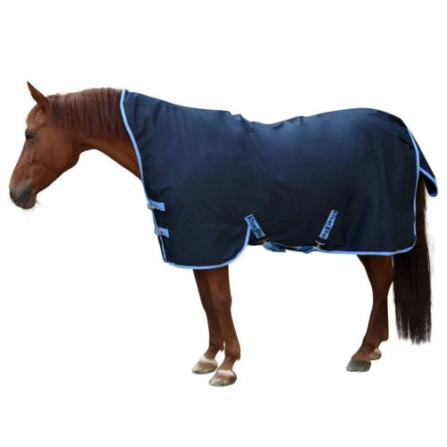 Kerbl Horse Rug RugBe HighNeck Blue 145 cm 328666