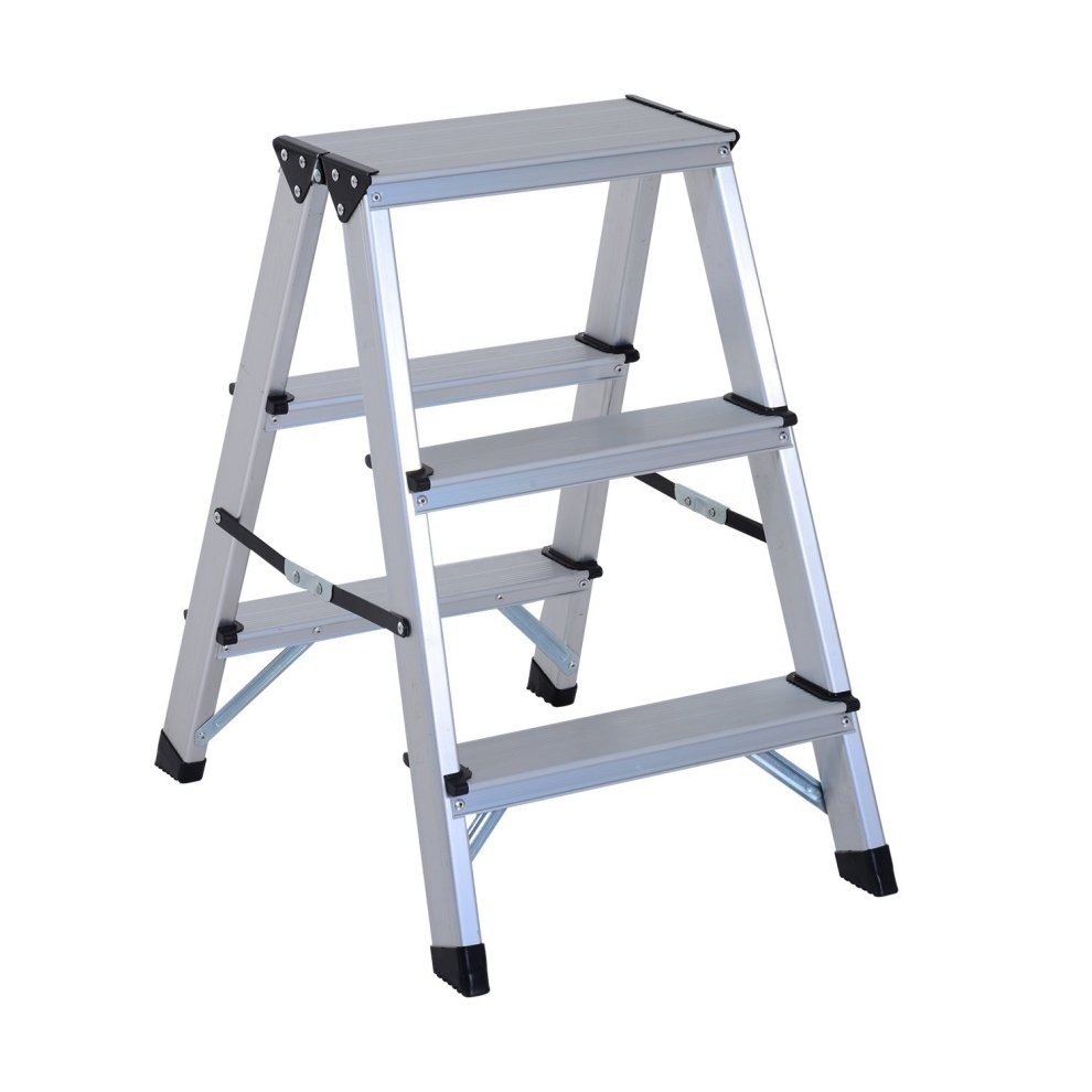how to build a folding ladder