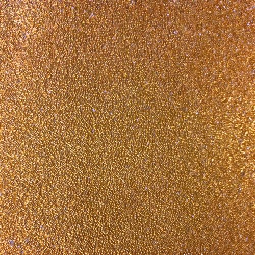 WallFace CBS13 non-woven wallpaper covering with glass beads gold-brown 2.45 sqm