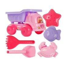 Beach Toys Set Child Dredging Tools-06/Beach Car