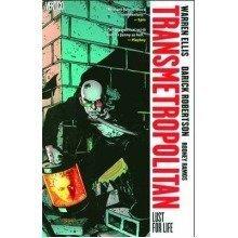 Transmetropolitan: Lust for Life Volume 2