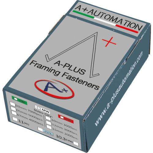A+ automation A+ AL wedges 12mm Medium 3000 per box