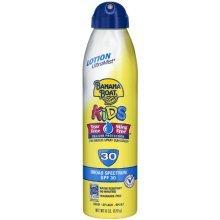 Banana Boat Kids UltraMist Kids Tear Free Sunscreen  SPF 30  6 oz