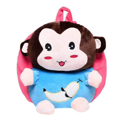 Children Shoulder Bag Cute Cartoon Bag Animals Kids Book Backpack Baby Girls  School Bag 83dd8982ea502