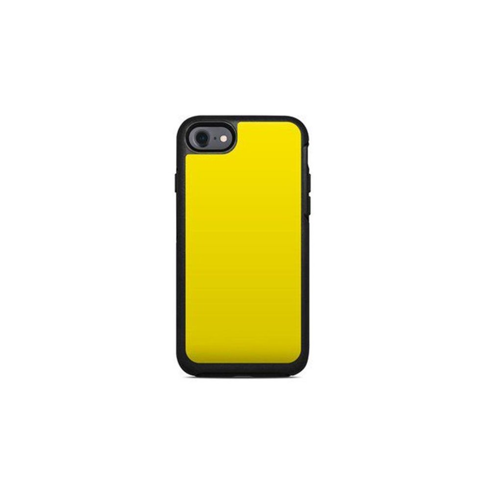 c752c0c3bb DecalGirl OSI7-SS-YEL Otterbox Symmetry iPhone 7 Case Skin - Solid State  Yellow. >