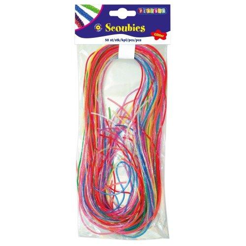 Pbx2471045 - Playbox - Scoubies 50pcs Glitter