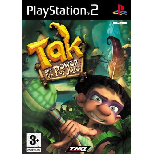Tak and the Power of JuJu (PS2)