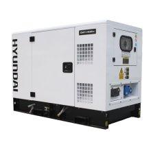 Hyundai DHY11KSEm Diesel Generator 1500rpm 11kW/11kVA 230v