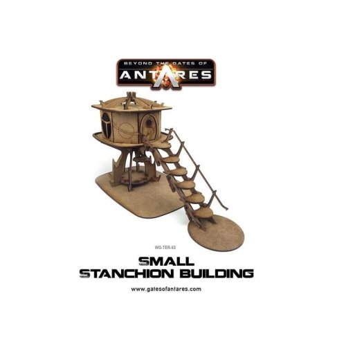 Warlord Games Gates of Antares Small Stanchion Building