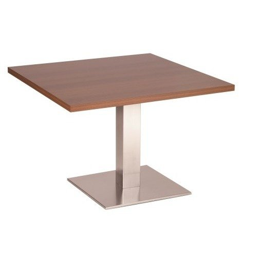 Daniella Coffee Table Stainless Steel Base with Various Size and Colour Tops White Round 700 Round (+50)