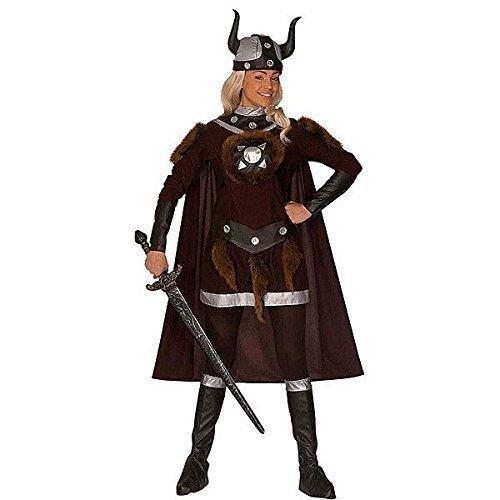 Ladies Viking Viktoria Costume Medium Uk 10-12 For Sparticus Roman Gladiator - deluxe viking lady 6 pc fancy dress costume  sc 1 st  OnBuy & Ladies Viking Viktoria Costume Medium Uk 10-12 For Sparticus Roman ...