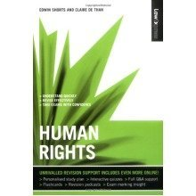 Law Express: Human Rights (revision Guide)