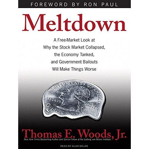 Meltdown A Free-Market Look at Why the Stock Market Collapsed, the Economy Tanked, and Government Bailouts Will Make Things Worse