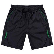 Quick-drying Holiday Pants Loose Beach Shorts Men Casual Boardshorts 4XL Green