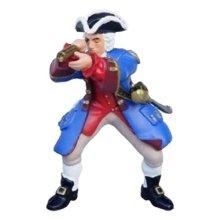 Royal Navy's Captain - Papo Knights Navy W7 39433 Fantasy World Pirates -  papo captain knights royal navy w7 39433 fantasy world pirates