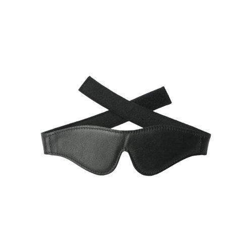 Strict Leather Velcro Blindfold  BDSM Masks - Strict Leather
