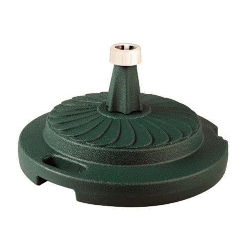Patio Living 00292 Green Umbrella Base Unfilled