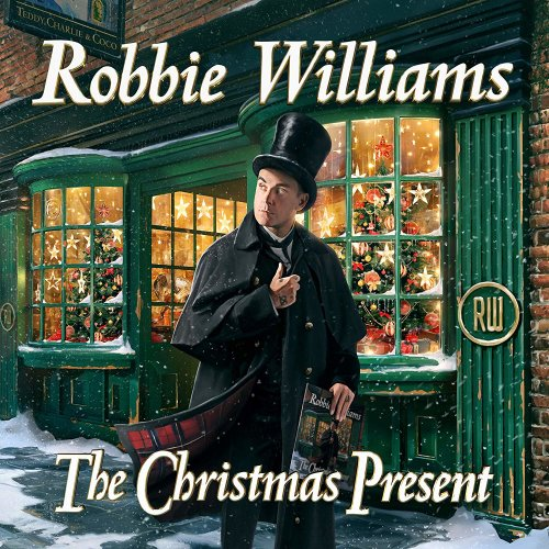 Robbie Williams - The Christmas Present [CD]